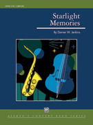 Cover icon of Starlight Memories sheet music for concert band (full score) by Darren W. Jenkins