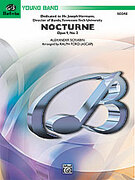Cover icon of Nocturne (COMPLETE) sheet music for concert band by Alexander Scriabin, classical score, easy skill level