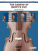 Cover icon of The Legend of Duffy's Cut sheet music for string orchestra (full score) by Bob Phillips