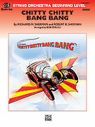 Cover icon of Chitty Chitty Bang Bang (COMPLETE) sheet music for string orchestra by Richard M. Sherman