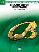 Cover icon of Grand River Serenade sheet music for string orchestra (full score) by Jack Bullock, easy