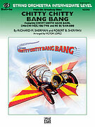 Cover icon of Chitty Chitty Bang Bang sheet music for string orchestra (full score) by Richard M. Sherman