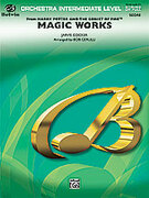Cover icon of Magic Works sheet music for full orchestra (full score) by Jarvis Cocker and Bob Cerulli, easy/intermediate orchestra