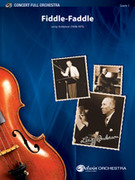 Cover icon of Fiddle-Faddle (COMPLETE) sheet music for full orchestra by Leroy Anderson