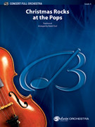 Cover icon of Christmas Rocks at the Pops sheet music for full orchestra (full score) by Anonymous and Ralph Ford