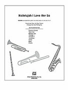 Cover icon of Hallelujah I Love Her So sheet music for Choral Pax (full score) by Ray Charles, easy/intermediate