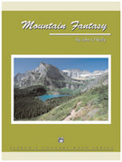 Cover icon of Mountain Fantasy sheet music for concert band (full score) by John O'Reilly