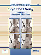 Cover icon of Skye Boat Song sheet music for string orchestra (full score) by Anonymous, easy
