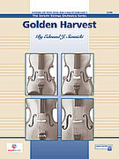 Cover icon of Golden Harvest sheet music for string orchestra (full score) by Edmund J. Siennicki, easy orchestra