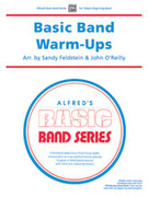 Cover icon of Basic Band Warm-ups sheet music for concert band (full score) by Anonymous, beginner skill level