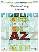 Cover icon of Washburn County (COMPLETE) sheet music for string orchestra by Randy Sabien, easy/intermediate