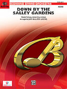 Cover icon of Down by the Salley Gardens sheet music for string orchestra (full score) by Anonymous