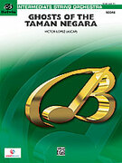 Cover icon of Ghosts of the Taman Negara (COMPLETE) sheet music for string orchestra by Victor Lopez, intermediate