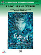 Cover icon of Lady in the Water sheet music for full orchestra (full score) by James Newton Howard