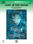 Cover icon of Lady in the Water sheet music for concert band (full score) by James Newton Howard