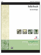 Cover icon of Bella Beach (COMPLETE) sheet music for concert band by Steve Hodges, easy/intermediate concert band