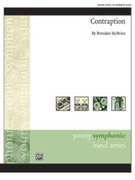 Cover icon of Contraption (COMPLETE) sheet music for concert band by Brendan McBrien, easy/intermediate concert band