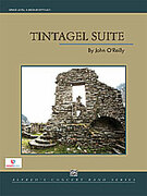 Cover icon of Tintagel Suite sheet music for concert band (full score) by John O'Reilly