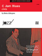 Cover icon of C Jam Blues (COMPLETE) sheet music for jazz band by Anonymous and David Berger, intermediate