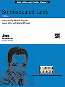 Cover icon of Sophisticated Lady sheet music for jazz band (full score) by Anonymous and David Berger