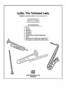 Cover icon of Lydia, the Tattooed Lady (COMPLETE) sheet music for Choral Pax by Harold Arlen, E.Y. Harburg and Jay Althouse