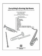 Cover icon of Everything's Coming Up Roses sheet music for Choral Pax (full score) by Jule Styne, Stephen Sondheim and Philip Kern