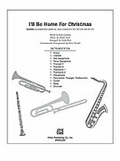 Cover icon of I'll Be Home for Christmas sheet music for Choral Pax (full score) by Walter Kent