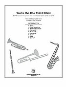 Cover icon of You're the One That I Want (COMPLETE) sheet music for Choral Pax by John Farrar and Alan Billingsley, easy/intermediate Choral Pax
