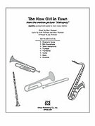 Cover icon of The New Girl in Town (COMPLETE) sheet music for Choral Pax by Marc Shaiman, Scott Wittman and Jay Althouse