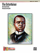 Cover icon of The Entertainer (COMPLETE) sheet music for percussions by Scott Joplin