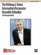 Cover icon of The Anthony J. Cirone Intermediate Percussion Ensemble Collection (COMPLETE) sheet music for percussions by Anthony J. Cirone, intermediate percussions