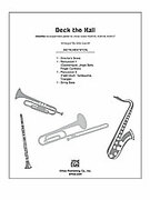 Cover icon of Deck the Hall (COMPLETE) sheet music for Choral Pax by Anonymous and John Leavitt, easy/intermediate
