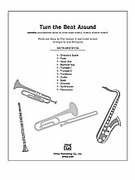 Cover icon of Turn the Beat Around sheet music for Choral Pax (full score) by Peter Jackson, Gerald Jackson and Alan Billingsley, easy/intermediate Choral Pax (full score)