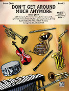 Cover icon of Don't Get Around Much Anymore sheet music for brass (full score) by Duke Ellington