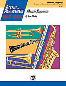Cover icon of March Supreme (COMPLETE) sheet music for concert band by John O'Reilly