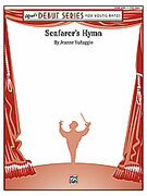 Cover icon of Seafarer's Hymn sheet music for concert band (full score) by Jeanne Vultaggio
