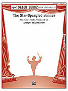 Cover icon of The Star-Spangled Banner sheet music for concert band (full score) by Anonymous