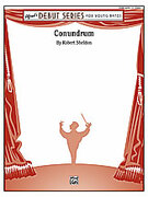 Cover icon of Conundrum sheet music for concert band (full score) by Robert Sheldon