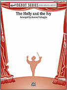 Cover icon of The Holly and the Ivy sheet music for concert band (full score) by Jeanne Vultaggio, beginner