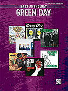 Cover icon of Warning sheet music for bass (tablature) by Green Day and Billie Joe