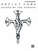 Cover icon of Saints of Los Angeles (Gang Vocal) sheet music for guitar solo (authentic tablature) by James Michael, Motley Crue, Nikki Sixx, D.J. Ashba and Marti Frederiksen