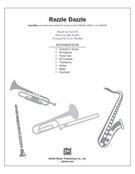 Cover icon of Razzle Dazzle sheet music for choir (full score) by John Kander