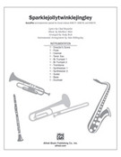 Cover icon of Sparklejollytwinklejingley (COMPLETE) sheet music for Choral Pax by Matt Sklar, Chad Beguelin and Andy Beck, easy/intermediate Choral Pax