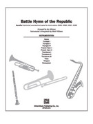 Cover icon of Battle Hymn of the Republic sheet music for Choral Pax (full score) by Anonymous and Jay Althouse, easy/intermediate