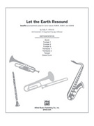 Cover icon of Let the Earth Resound sheet music for Choral Pax (full score) by Sally K. Albrecht