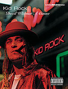 Cover icon of Devil Without A Cause sheet music for guitar solo (authentic tablature) by Kid Rock, Jalil Hutchins, Matthew Shafer, Lawrence Smith, Todd Shaw and Ken Olson