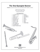 Cover icon of The Star-Spangled Banner (COMPLETE) sheet music for Choral Pax by John Stafford Smith, Francis Scott Key and Mark Hayes