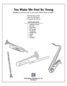 Cover icon of You Make Me Feel So Young (COMPLETE) sheet music for Choral Pax by Josef Myrow, Mack Gordon and Jay Althouse, easy/intermediate skill level