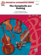 Cover icon of The Campbells are Coming (COMPLETE) sheet music for string orchestra by Anonymous, easy skill level