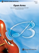 Cover icon of Open Arms sheet music for string orchestra (full score) by Jonathan Cain, Steve Perry, Journey and Bob Cerulli